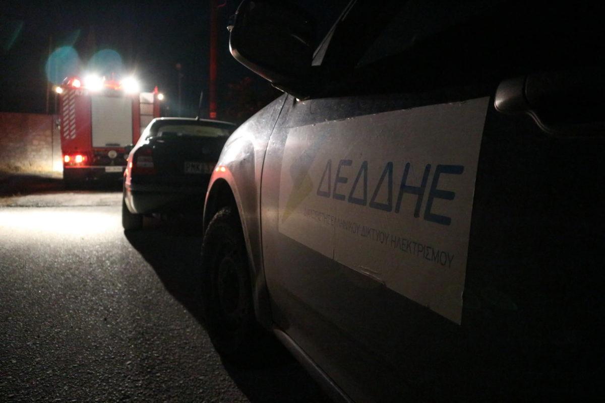 BLACK OUT στον μισό Βόλο και σε χωριά του Πηλίου - Συναγερμός στην Πυροσβεστική για εγκλωβισμούς στα ασανσέρ