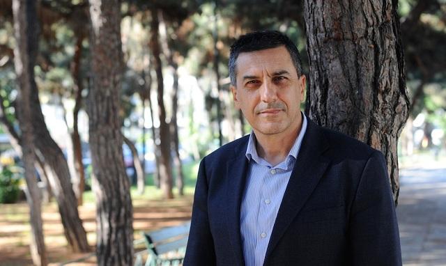 Ο Δημήτρης Κουρέτας εγκαινιάζει το προεκλογικό του κέντρο στο Βόλο