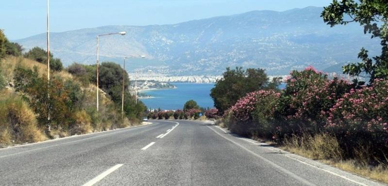 Η Περιφέρεια Θεσσαλίας συντηρεί την Επαρχιακή Οδό Βόλος - Ν. Αγχίαλος - Μικροθήβες