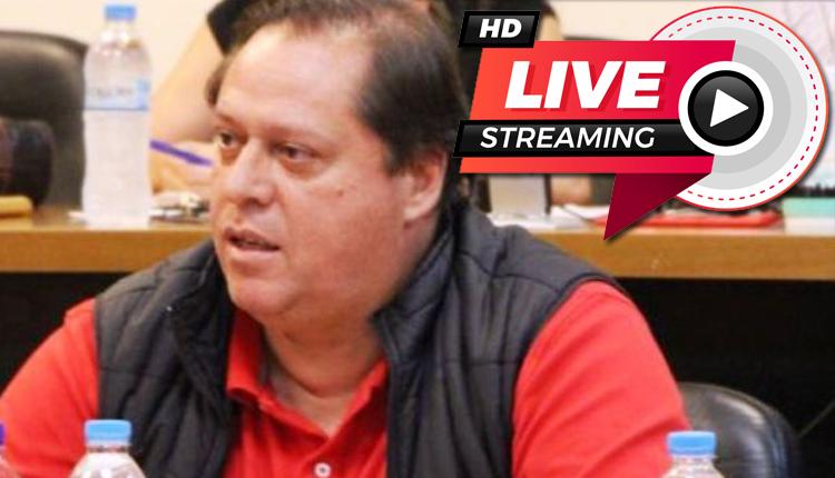 LIVE! ΔΕΙΤΕ ΖΩΝΤΑΝΑ: Έκτακτη συνέντευξη Τύπου και αποκαλύψεις από τον Απόστολο Γαλάτη