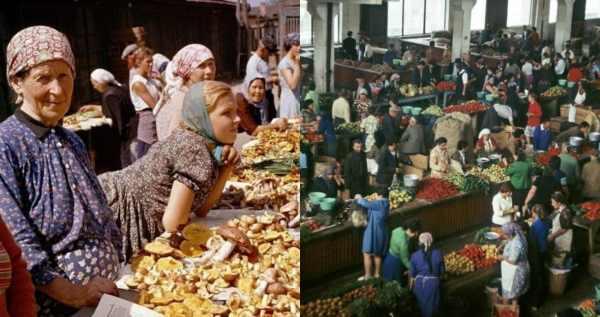 «Кому апельсины? Кому витамины?» Рынки СССР, на которых ...