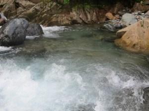 渓流・源流釣り:夏は【テンカラ】が楽しい : 2020年 : 増水で苦戦編