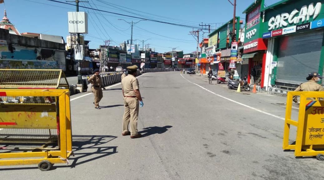 Uttarakhand Lockdown Update