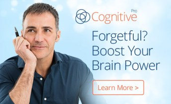 CognitivePro - Forgetful? Boost Your Brain Power