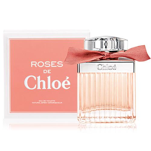 Chloe 玫瑰淡香水(50ml) - PChome 24h購物