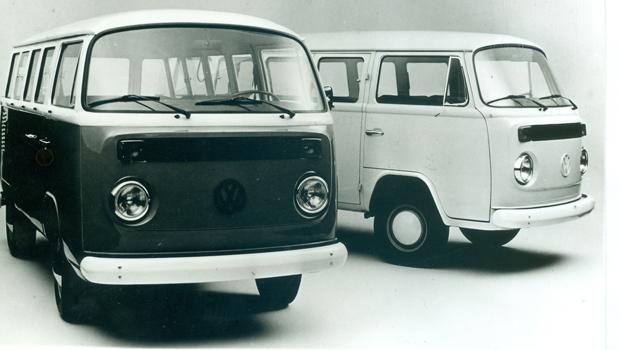 Kombi - modelo de 1976 (Foto: Editora Globo)