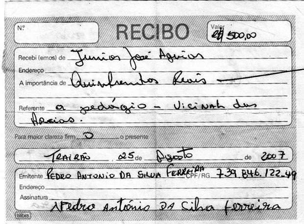 Certeza da impunidade: no assentamento do Incra, o crime organizado cobra pedágio para assentados alcançarem seus lotes (Foto: Reprodução)