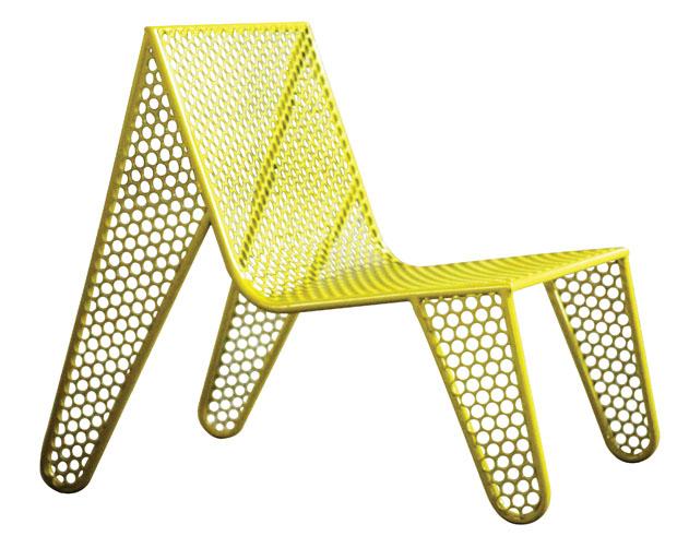 Cadeira Moeda, 2010, de Zanini de Zanine (Foto: divulgação)
