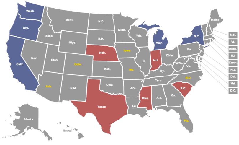 Make Your Own 2012 Election Map