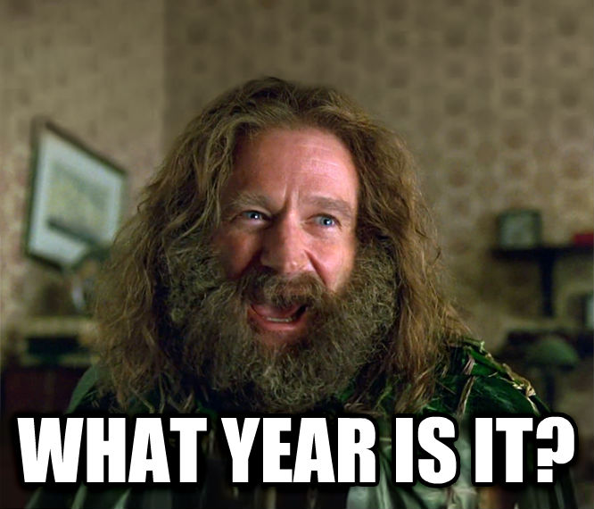 livememe.com - What Year Is It? (Jumanji)