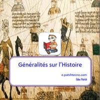 Histoire: Généralités.