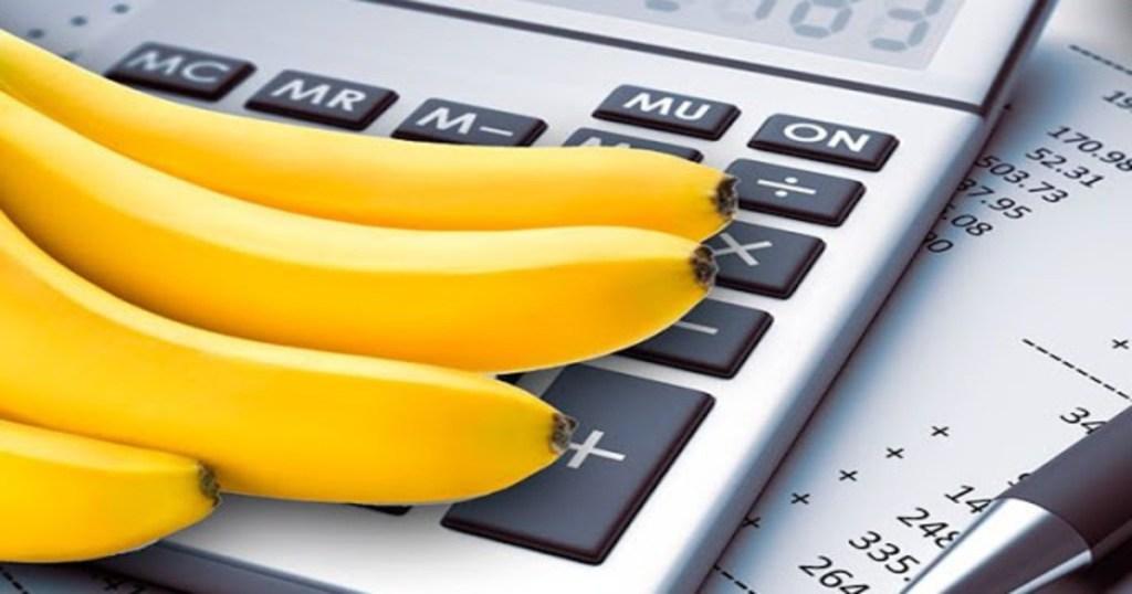 Illustration banana comptabilité