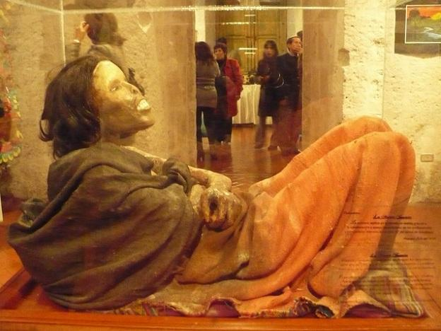 """Exhibition of the Peruvian """"<b>Ice</b> Maiden"""" mummy to reopen in May - Peru ..."""