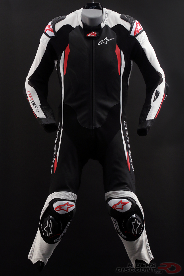 Alpinestars GP Tech V2 Suit Suzuki GSX R Motorcycle