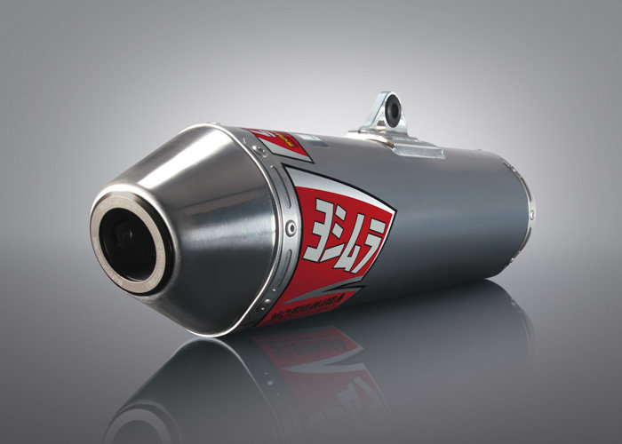 395 00 yoshimura exhaust rs2 slip on stainless 167904