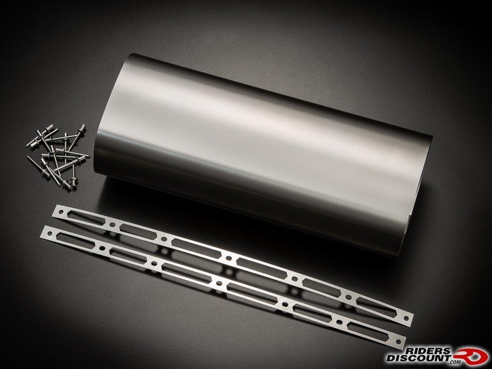 163 95 akrapovic repair kit for muffler sleeve titanium 147690