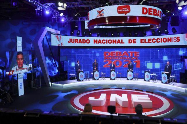 EN VIVO   Candidatos expondrán sus propuestas en la tercera fecha del Debate Presidencial JNE