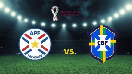 Paraguay vs Brasil: ¿a qué hora y en qué canal ver EN DIRECTO el partido por la jornada 8 de las Eliminatorias Qatar 2022?