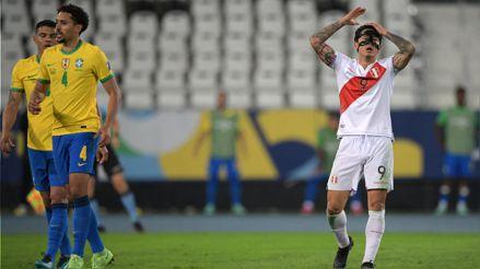Caímos peleando: Perú perdió 1-0 ante Brasil y se quedó sin la final de la Copa América 2021