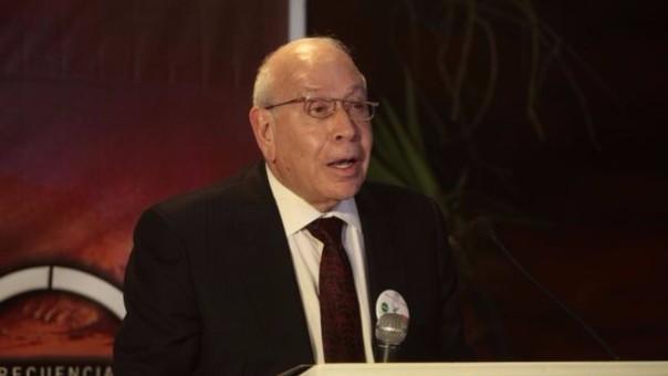 Baruch Ivcher fue el principal accionista de Frecuencia Latina hasta que vendió sus acciones en 2013.
