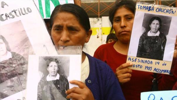 La masacre de Accomarca fue llevada a cabo el 14 de agosto de 1985 en el poblado de Accomarca, en Ayacucho.