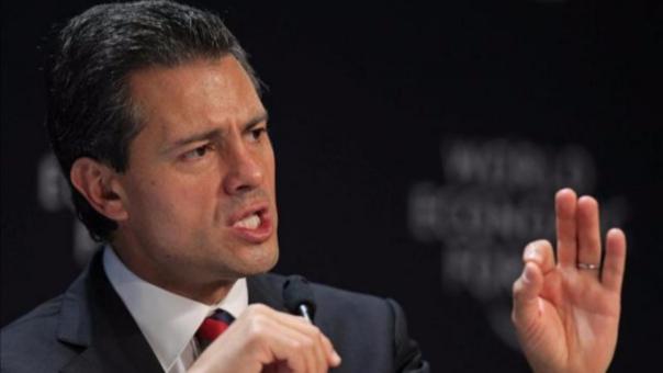 Enrique Peña Nieto aseguró el 11 de enero pasado que México no pagará por el muro que Trump propone.
