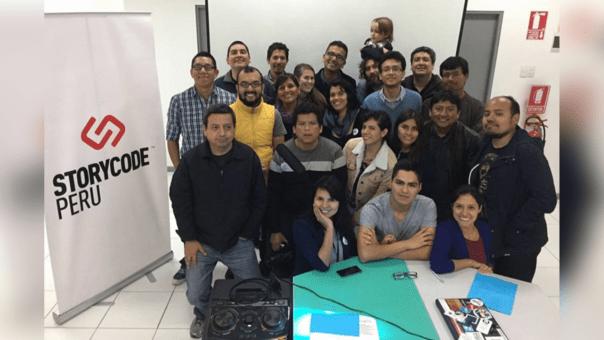 En octubre 2016 la comunidad organizó su primer workshop sobre producción de proyectos interactivos y transmedia