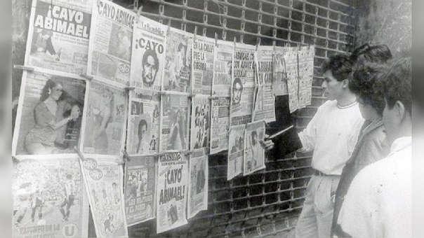 Las portadas de los diarios al día siguiente de la captura de Guzmán.