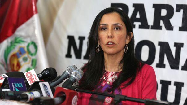 La Primera Sala Penal de Apelaciones de la Corte Especializada de Justicia dictó 24 meses de arresto domiciliario en contra de la exprimera dama por el caso Gasoducto.
