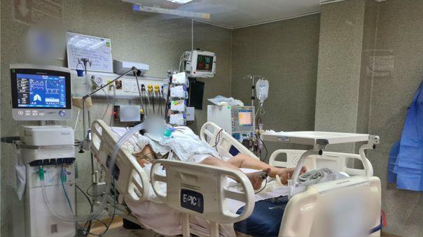 COVID-19 bordea los 250 pacientes.