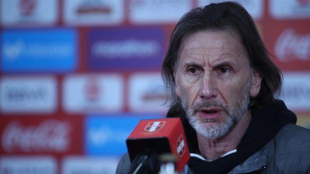 Ricardo Gareca dirige a la Selección Peruana desde el 2015