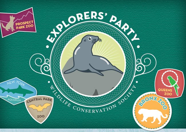 Explorers Party seal
