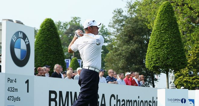 Lee Westwood: won in Memphis just two years ago