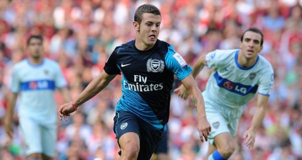 Jack Wilshere: Missed the whole of last season and will not be rushed back