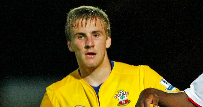 Image result for luke shaw southampton youth
