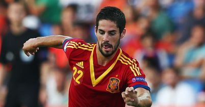 Isco: Wanted by Manchester City and Real Madrid