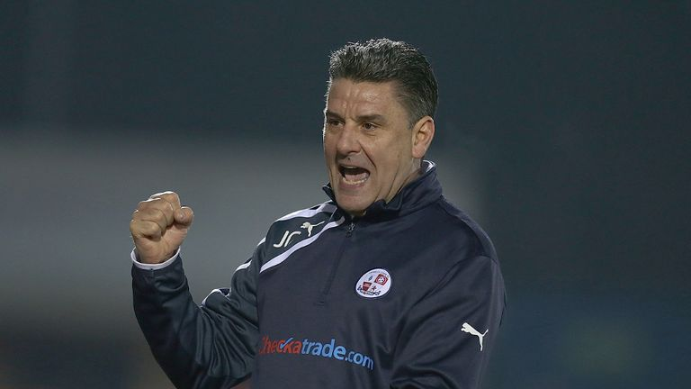 John Gregory aiming for title after succeeding Marco ...