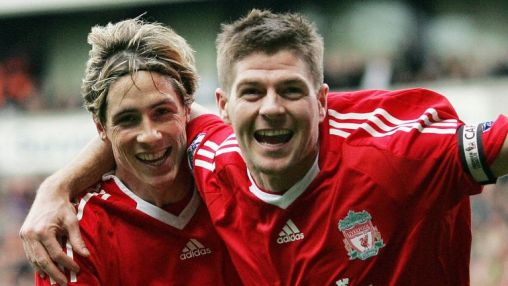 Fernando Torres: Hails Steven Gerrard as the best he has ever played with