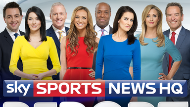 Latest Sky Sports News HQ Report