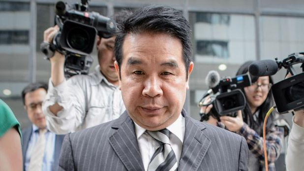 Birmingham City owner Carson Yeung