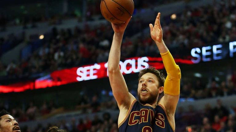 Matthew Dellavedova: Unlikely hero for the Cleveland Cavaliers