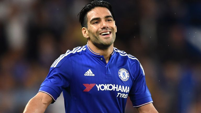 Chelsea signed Radamel Falcao on loan for free, according to alleged leaked contract