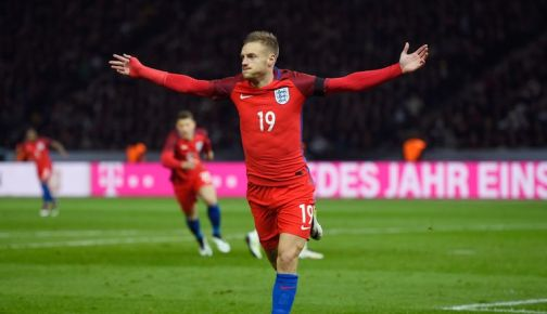 Image result for jamie vardy england goal