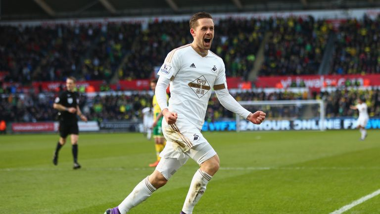 Swansea star Gylfi Sigurdsson heads to France with Iceland