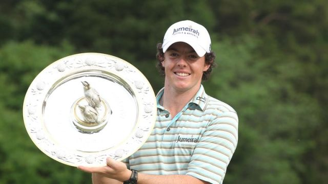 The 2010 Wells Fargo Championship witnessed an astonishing weekend performance from McIlroy