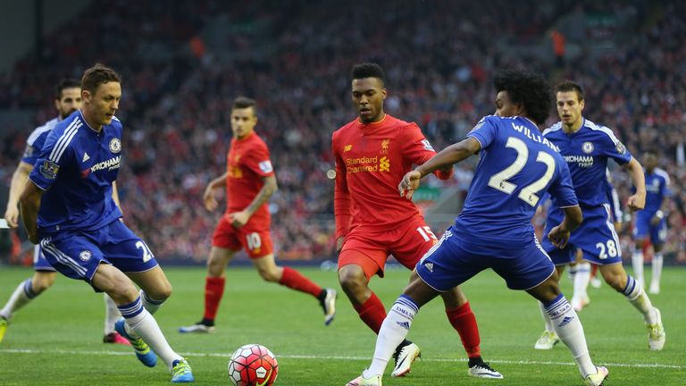 Liverpool travel to Chelsea on Friday Night Football