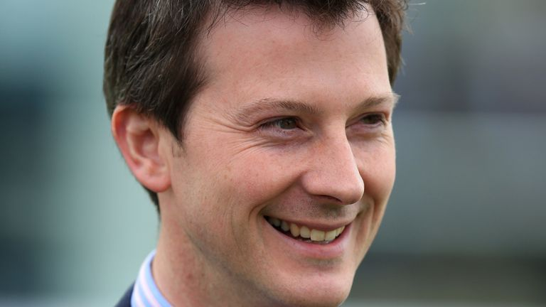 James Tate - four new cases significant blow to chances of racing resuming this week