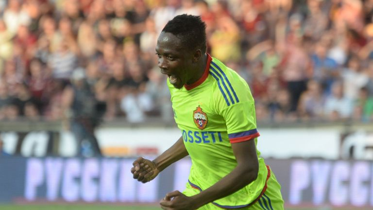 Ahmed Musa has been playing in Russian top flight for four seasons