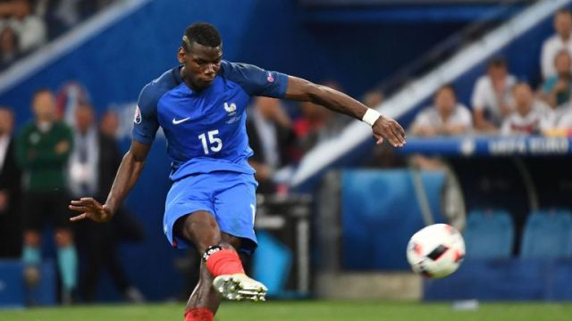 Pogba is likely to feature for France in the final of Euro 2016 on Sunday