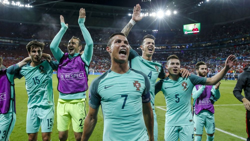 Cristiano Ronaldo's route to Euro 2016 final with Portugal   Football News    Sky Sports